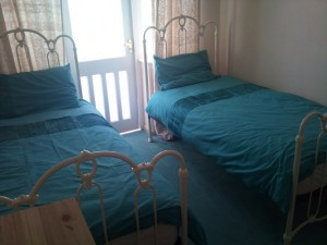 Second Twin Bedroom Downstairs